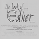 The Book of Esther (Track # 18):  Curtain Call